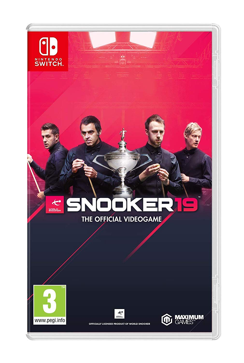 Snooker 19 - The Official Video Game - Nintendo Switch