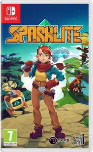 Sparklite (Nintendo Switch)