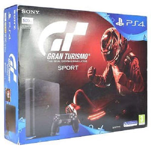 Sony Gran Turismo Sport 500GB PS4 Bundle Pre-Owned
