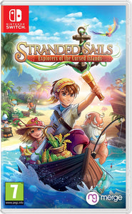 Stranded Sails: Explorers Of The Cursed Islands (Nintendo Switch)