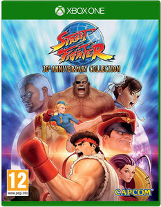 Street Fighter 30th Anniversary Collection Xbox One, XBOX ONE, DVDMEGASTORE, DVDMEGASTORE