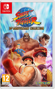 Street Fighter 30th Anniversary Collection Nintendo Switch, Nintendo Switch, DVDMEGASTORE, DVDMEGASTORE