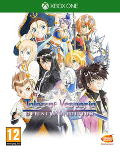 Tales Of Vesperia Definitive Edition  XBOX ONE
