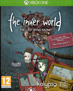 The Inner World: The Last Wind monk Xbox One, XBOX ONE, DVDMEGASTORE, DVDMEGASTORE