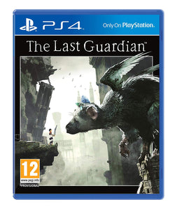 The Last Guardian PS4, PS4, DVDMEGASTORE, DVDMEGASTORE