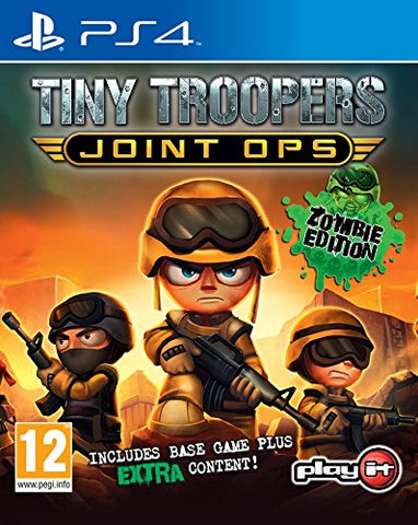 Tiny Troopers Joint Ops PS4