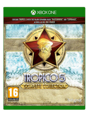 Tropico 5 - Complete Collection Xbox One
