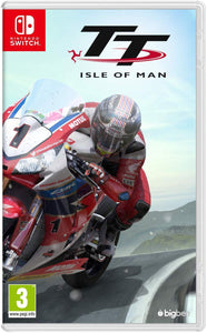TT Isle of Man: Ride on the Edge - Nintendo Switch Nintendo Switch