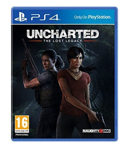 Sony Uncharted: The Lost Legacy, PS4, DVDMEGASTORE, DVDMEGASTORE