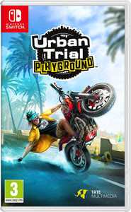 Urban Trial Playground Nintendo Switch