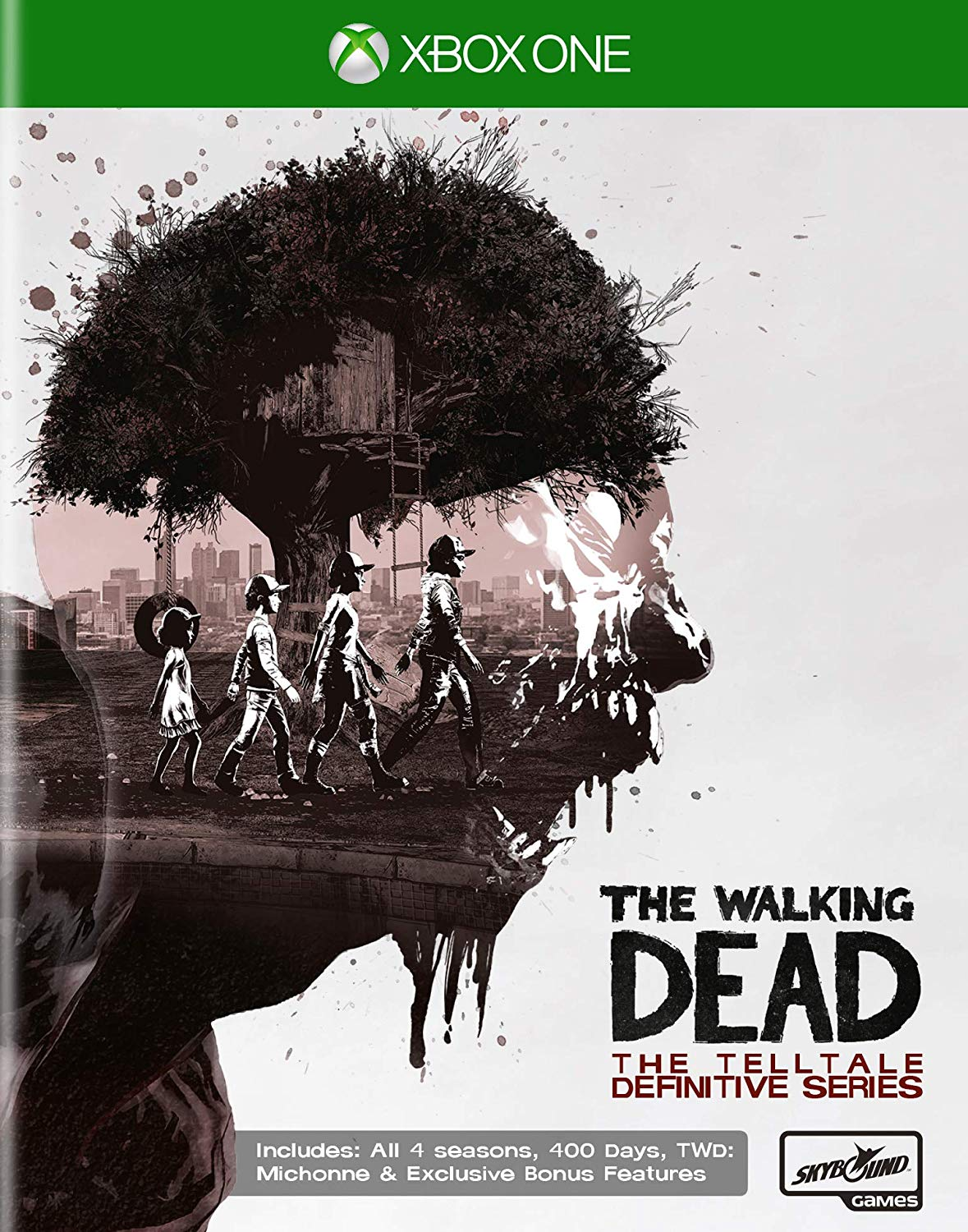 The Walking Dead: The Telltale Definitive Series Xbox One