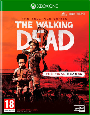 Telltale's The Walking Dead: The Final Season Xbox One