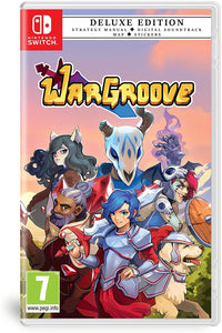 Wargroove: Deluxe Edition Nintendo Switch
