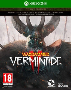 Warhammer Vermintide 2 Deluxe Edition, Xbox One