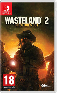 Wasteland 2: Director's Cut Nintendo Switch