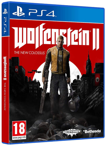 Wolfenstein II: The New Colossus - PS4