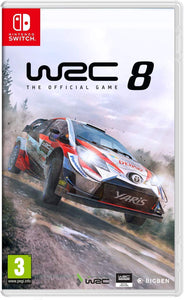 WRC 8 - Nintendo Switch