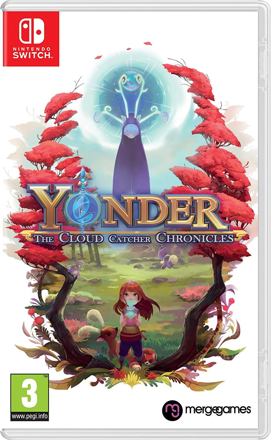 Yonder: The Cloud Catcher Chronicles Nintendo Switch