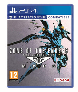 Zone Of The Enders 2nd Runner: Mars PS4