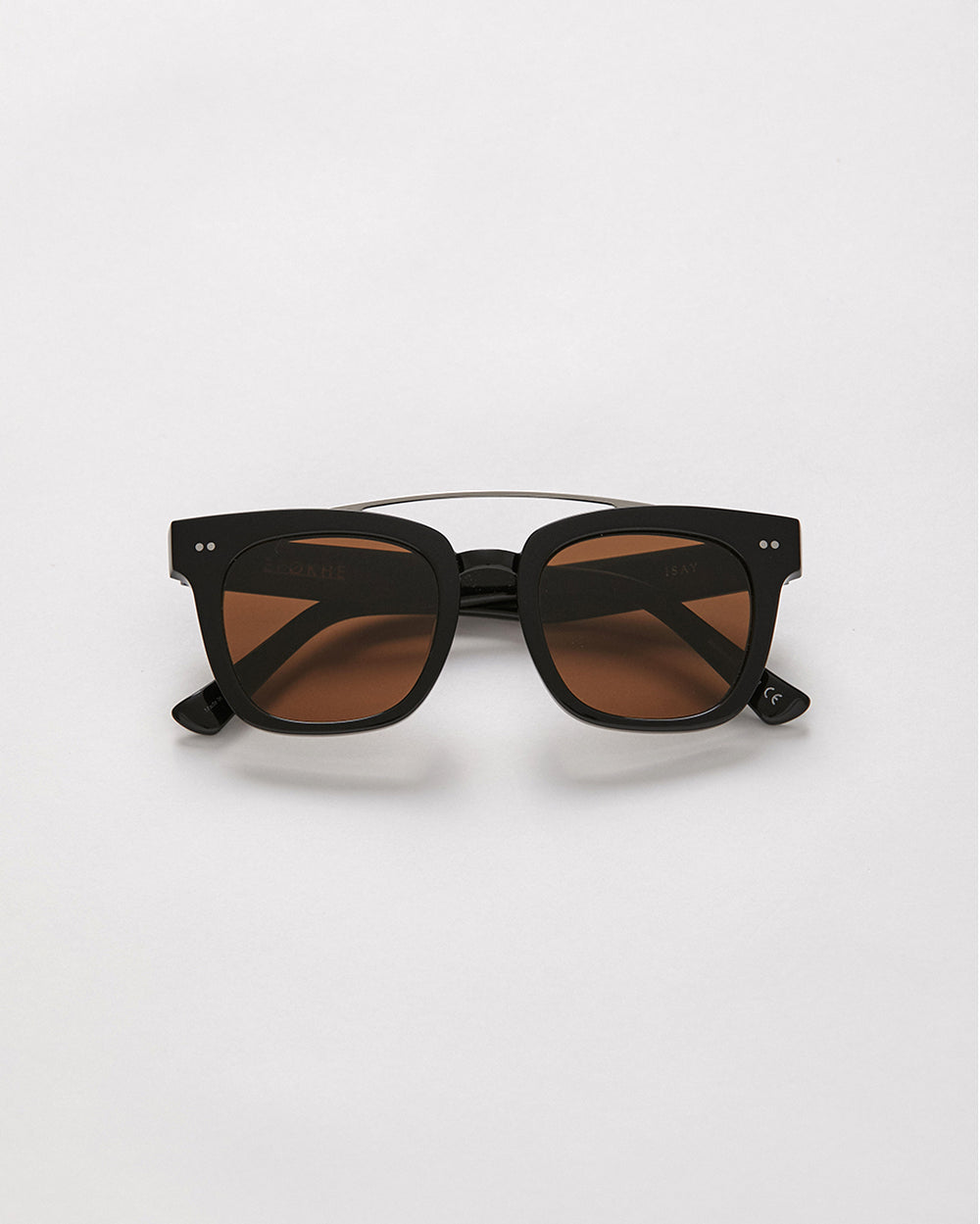 Isay - Black Polished / Bronze Polarised
