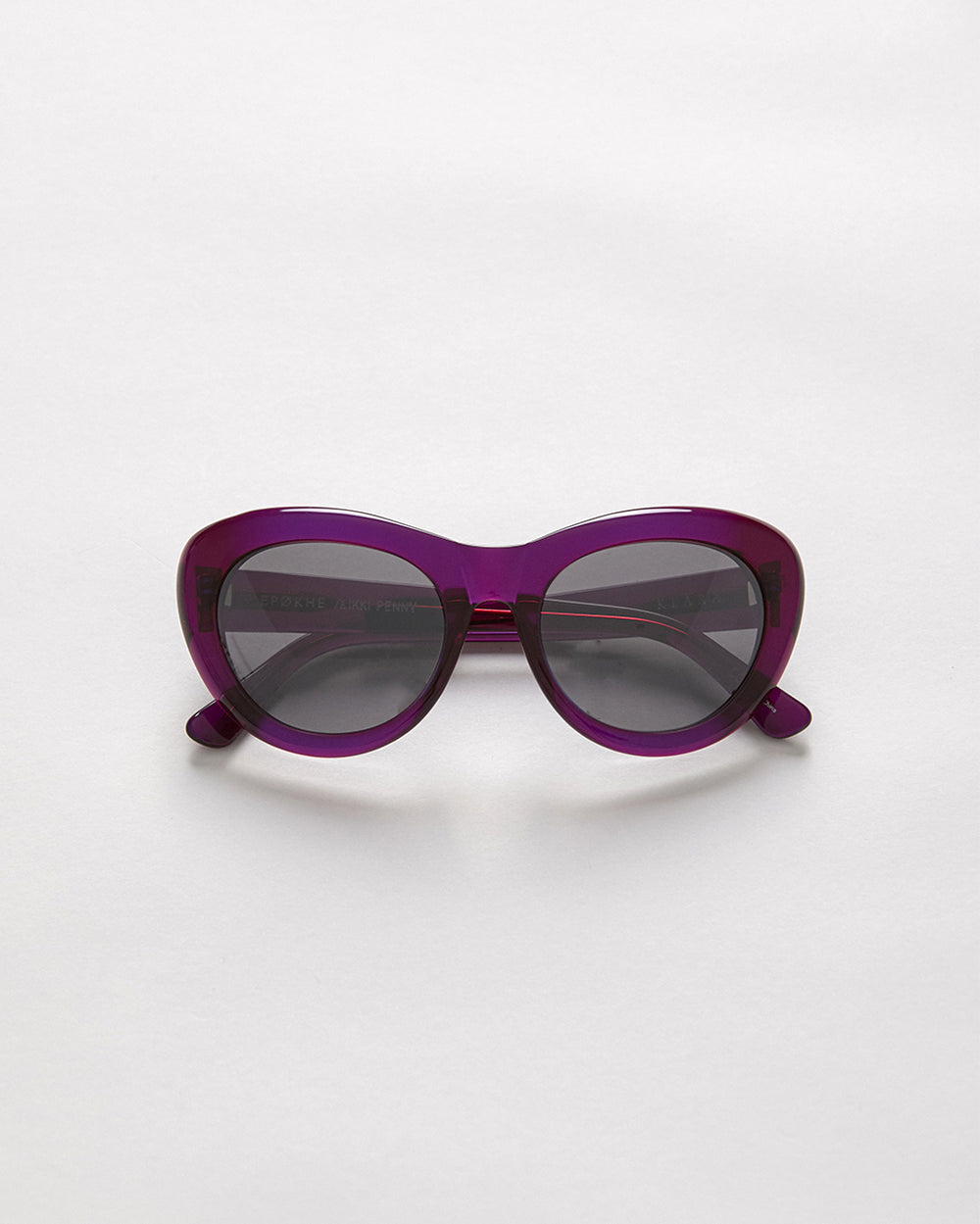 Klara x N.L.P - Purple Translucent Gloss / Crystal Chrome