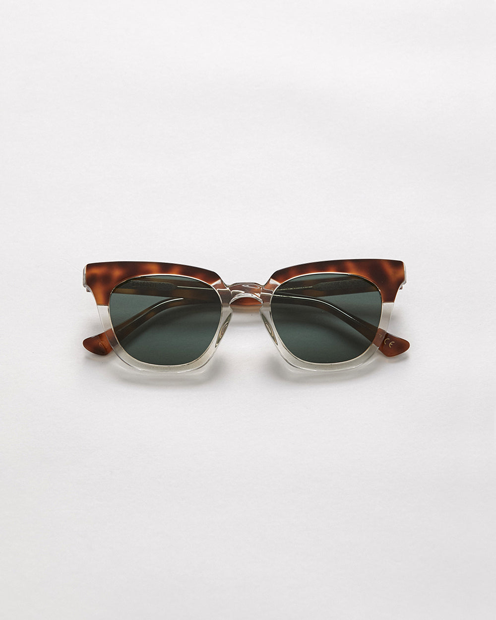 Kofe - Tortoise & Crystal Polished / Green