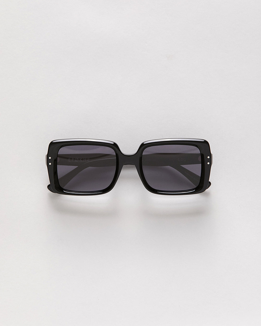 Lou - Black Polished / Black