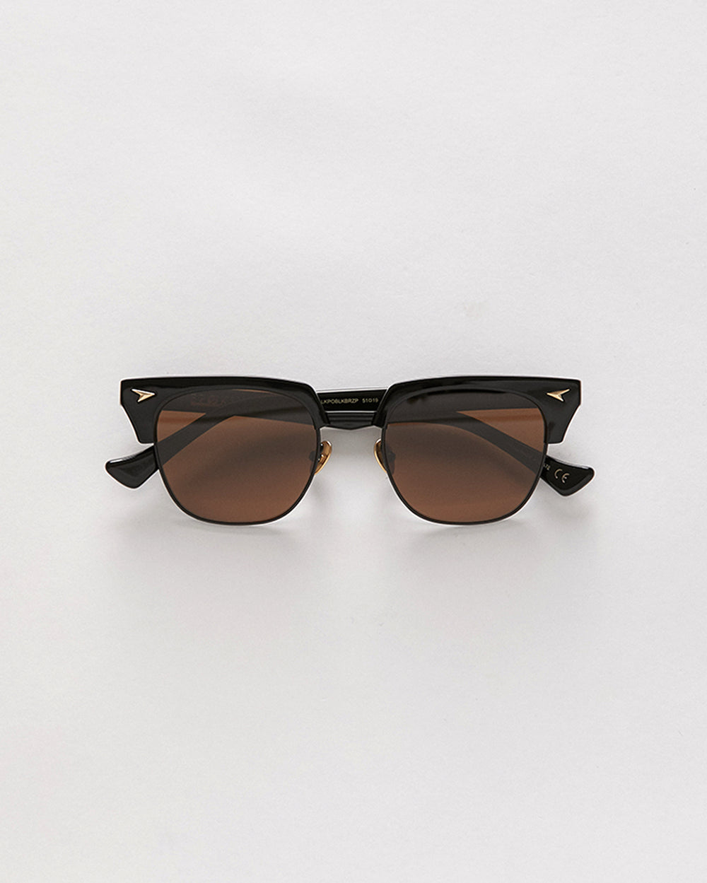 Neto - Black Polished / Bronze Polarised