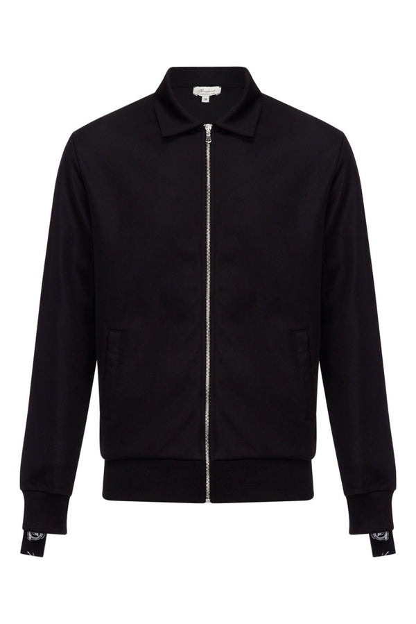 Benjart Taped Jacket - Black