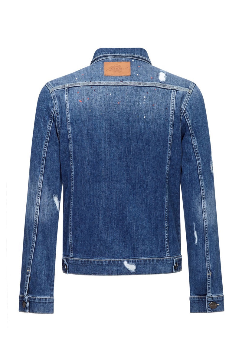 Benjart Denim Jacket - Dark