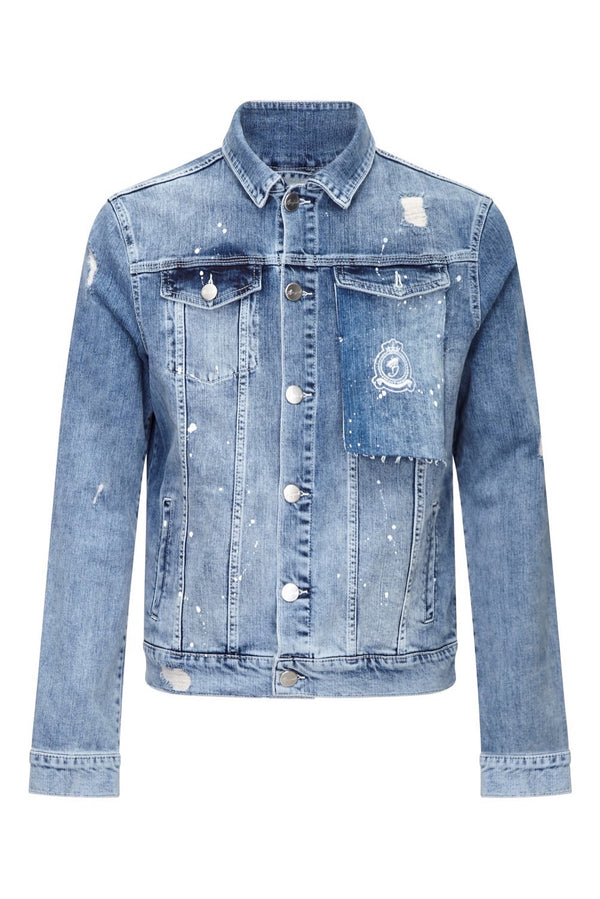 Benjart Denim Jacket - Light