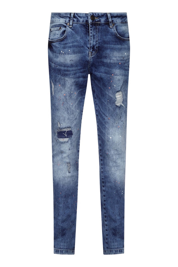 Benjart Denim Jeans - Dark blue