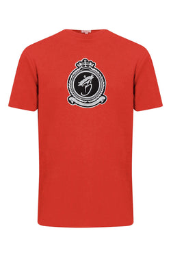 HRH Benjart  Lux T-Shirt - RED