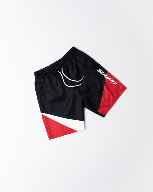 Benjart GEO - short black/ red - Please read below