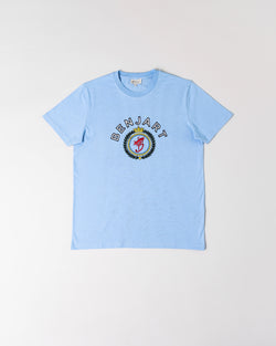 Benjart Regal Tshirt - Ice Blue (placid)
