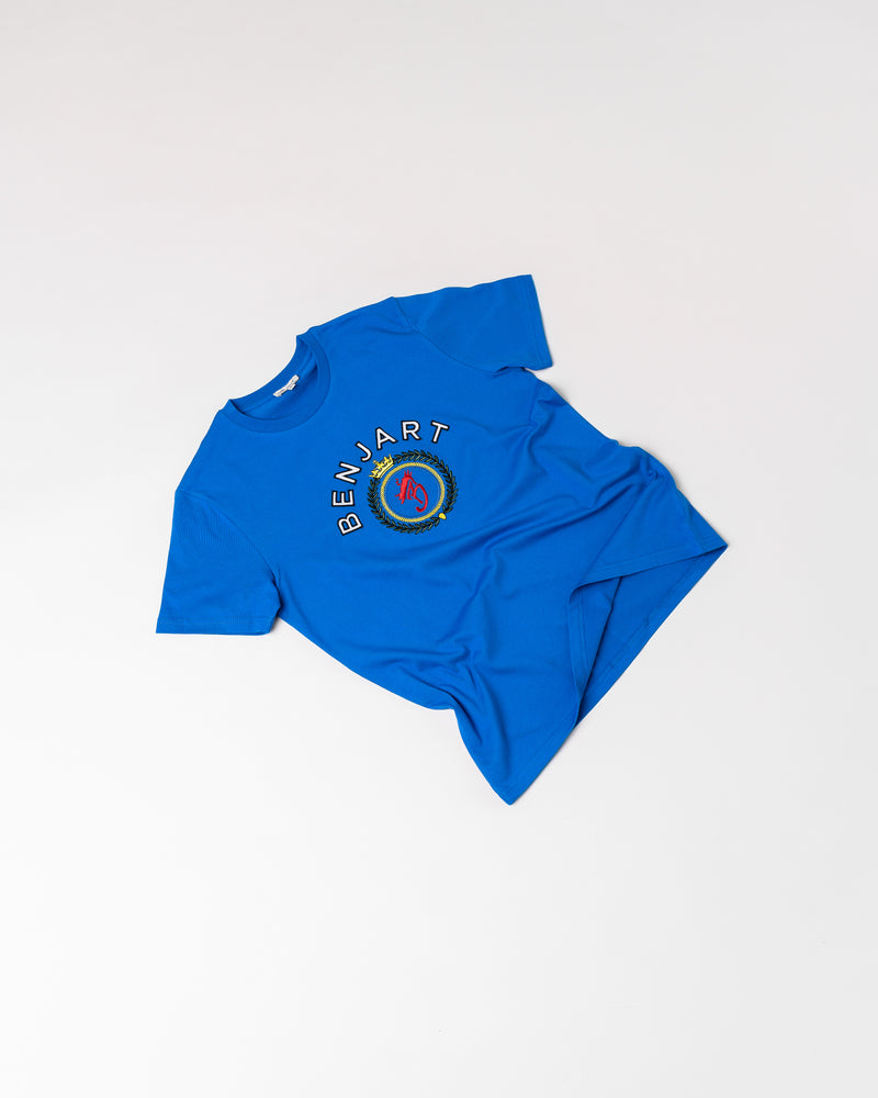 Benjart Regal Tshirt - Royal blue
