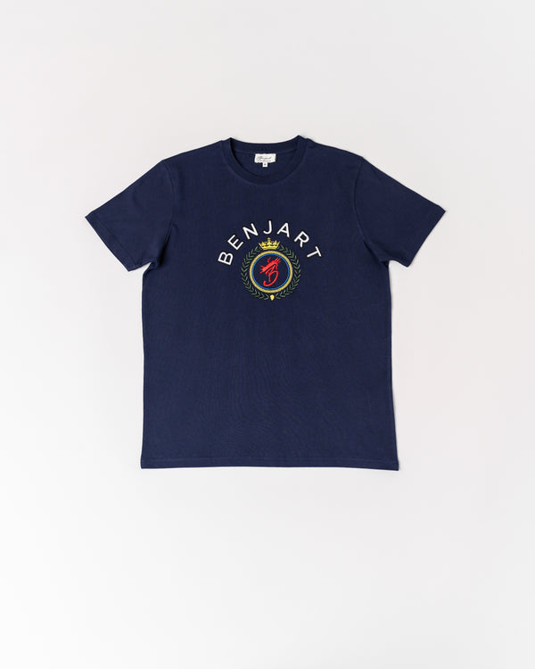 Benjart Regal Tshirt - Navy