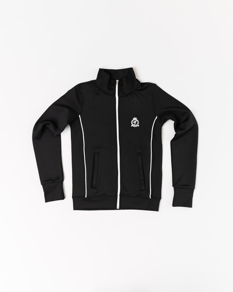 Benjart for Her cycle Track Top - Black