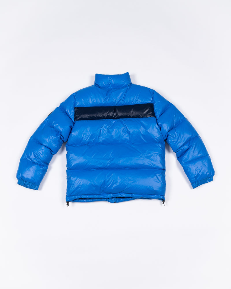 Benjart Racer Puffer - Royal blue/navy