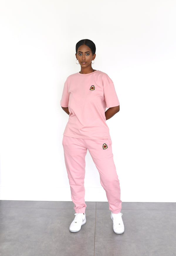 Benjart For Her - lounge jogger - Pink
