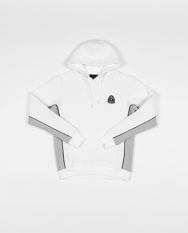 Benjart HRH Chrome contrast Tracktop  - Bright white
