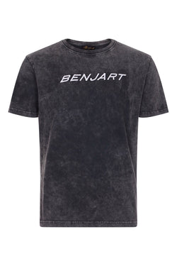 Benjart Racer Stone washed T-shirt