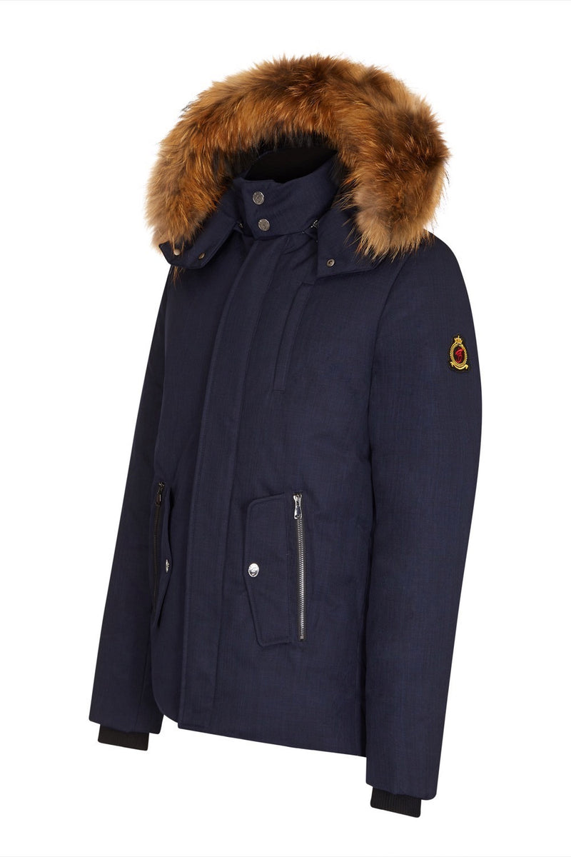 Benjart Mayfair Jacket - Navy