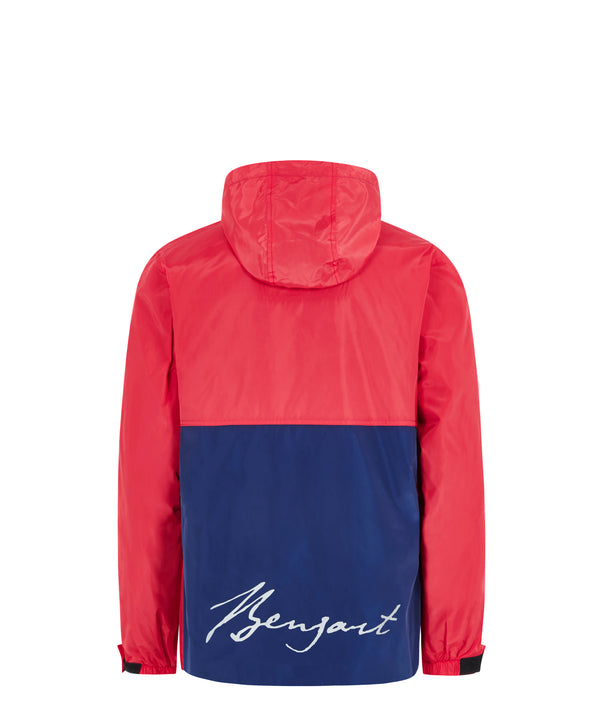 Hrh Benjart Weatherman 3.0 - Red/blue