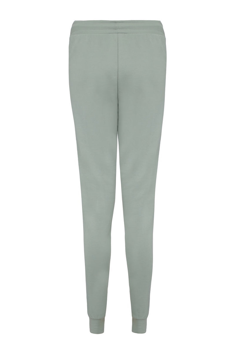 Benjart for Her Lux Racer Joggers - Grey/Pink