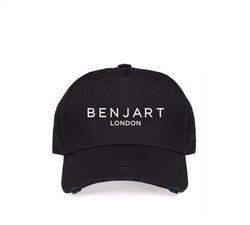 Benjart London Cap - Black