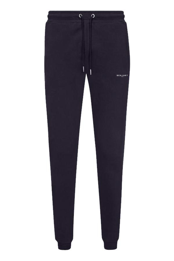 Benjart of London Contemporary joggers Navy