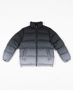 Benjart Gradient Puffer -Black- grey