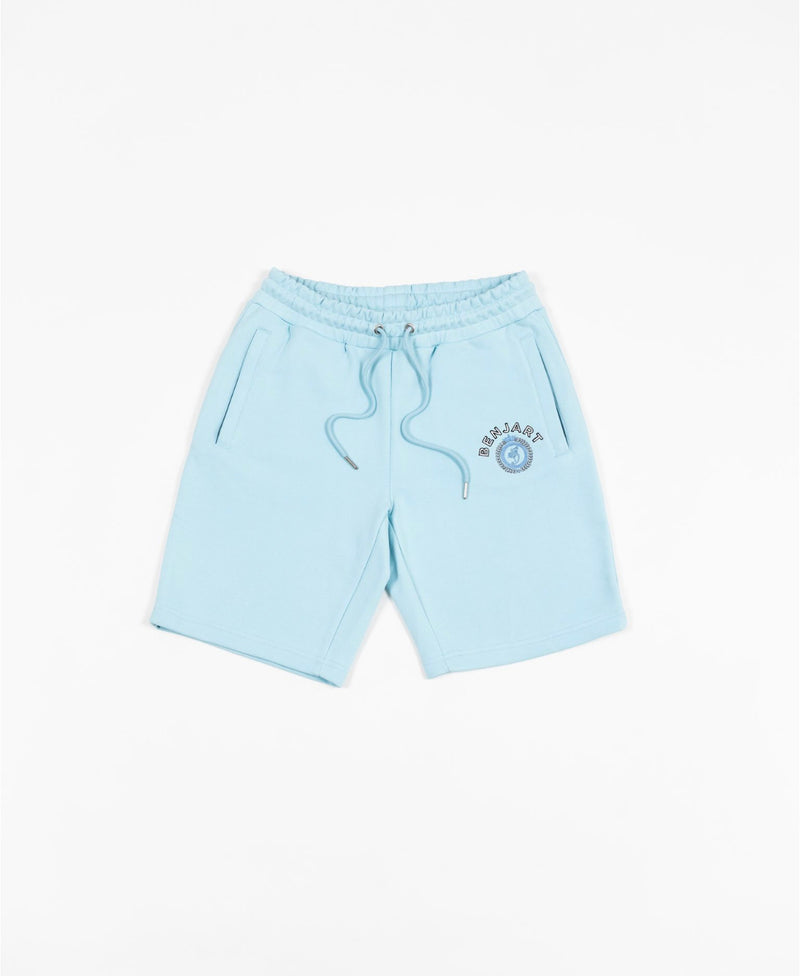 Benjart Tonal Regal Short - Crystal Blue