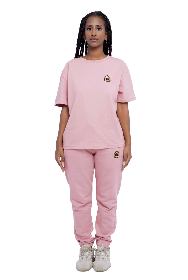 Benjart For Her - lounge T-shirt Pink
